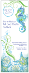 Stone Harbor Art and Crafts Festival Brochure Cover